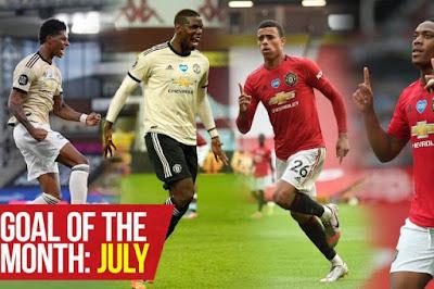 شاهد.. أجمل أهداف مان يونايتد في يوليو