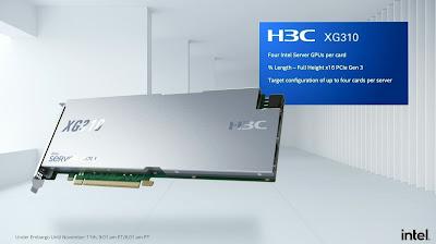 Intel เดินหน้าวิสัยทัศน์ XPU ด้วย oneAPI และ Intel Server GPU