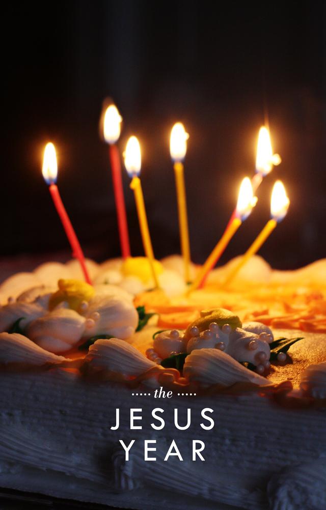The Jesus Year
