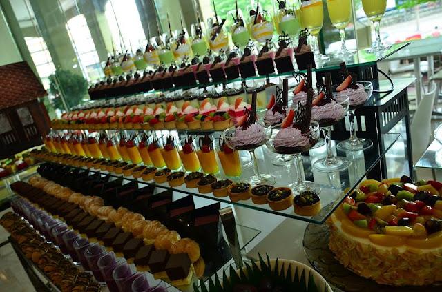 Buffet Ramadan Ancasa Hotel & Spa 2017