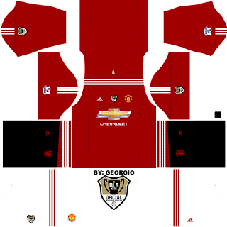 baju timnas kits dream league soccer manchester united