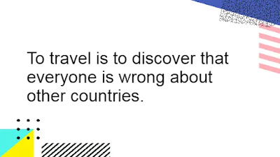 Best travel Quote by Aldous Huxley