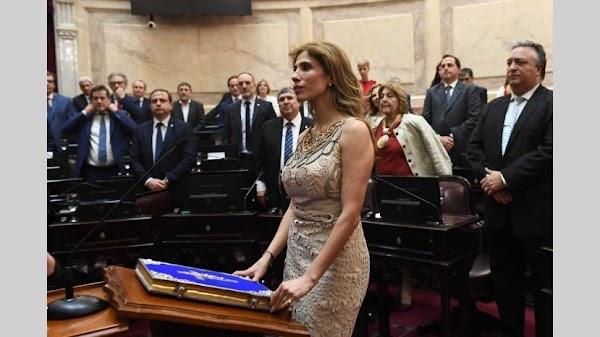 Por viaje a Cuba de CFK, Claudia Ledesma quedará al frente del Gobierno por un día