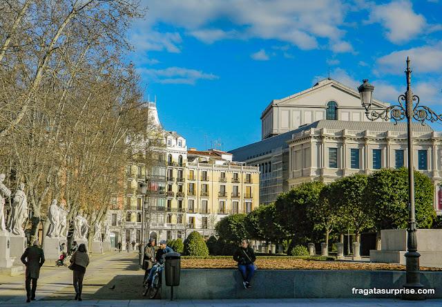 Teatro Real, Madri