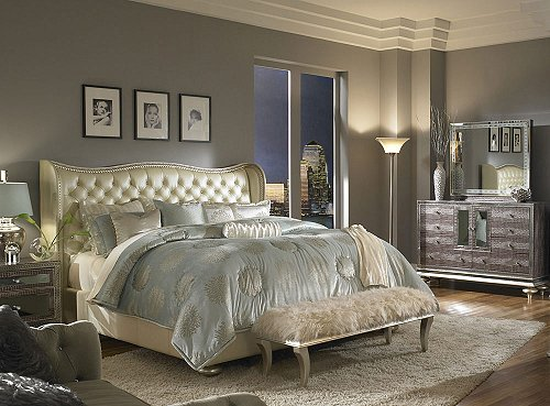 Decorating theme bedrooms - Maries Manor: vintage glam
