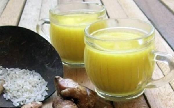 Beras kencur Resep Minuman Herbal yang Menyehatkan Tubuh