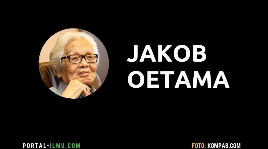 JAKOB OETAMA - KUNCI SUKSES MENYANDANG GELAR KONGLOMERAT MEDIA