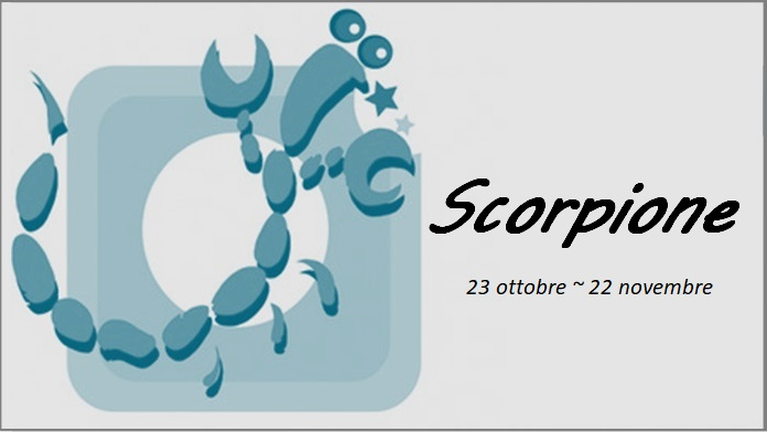 Oroscopo marzo 2021 Scorpione
