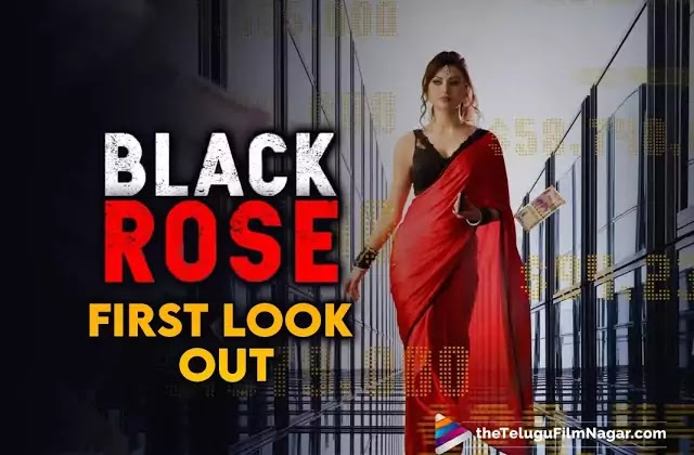 Urvashi Rautela New Movie Black Rose