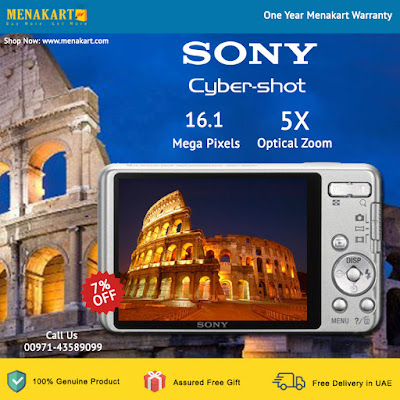 Sony Cyber Shot Digital Cameras