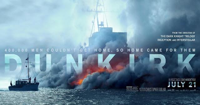 DUNKIRK - Oscar WINNER 2018