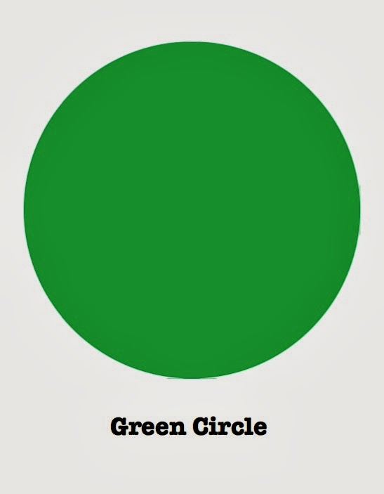 Red Square Green Circle And Blue Triangle 40