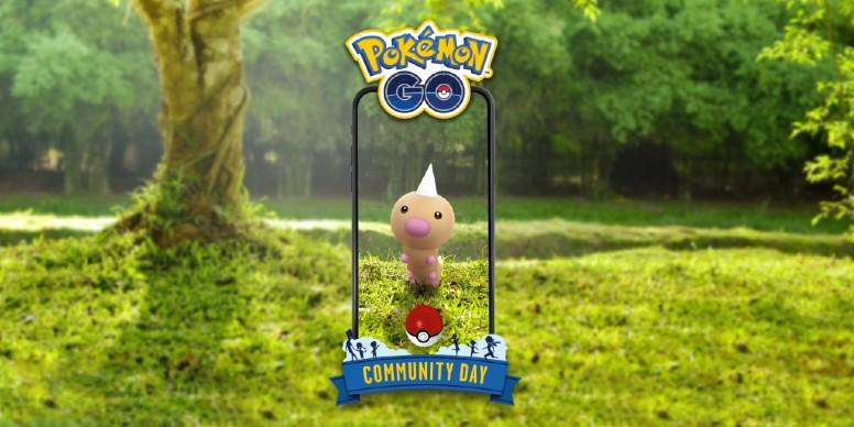 Pokémon GO Dia Comunitário Weedle
