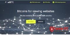 AdBTC.Top Situs Yang Membayar Jika Kita Klik Iklannya! - LEGIT