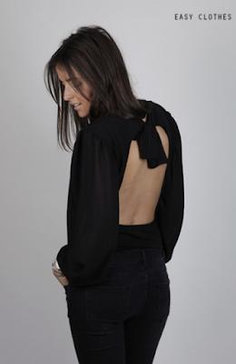 Body Amber noir Easy Clothes