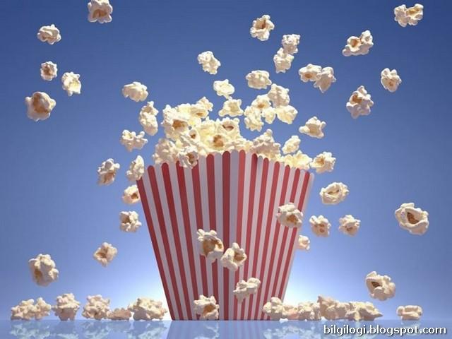 Patlamış Mısır'ın (Popcorn) 5 Şaşırtıcı Faydası