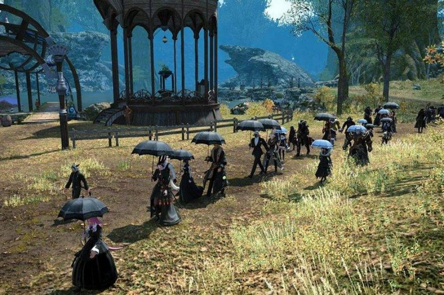 Final Fantasy Funeral