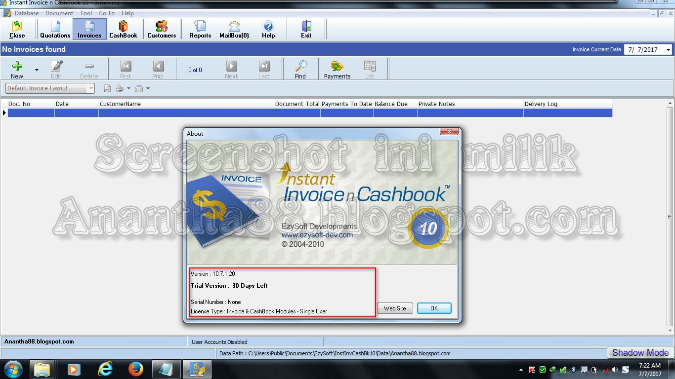 Open Office Invoice Template Free Pdf Ananthablogspotcom Instant Invoice N Cashbook  Full  Tenant Receipt Of Payment Word with Invoice Finance Broker Word If You Report Tax On An Cash Basis You Can Also Furnish Tax Reports  Using Instant Cashbook Features  Accept Partial Payments For Invoices Invoicing Service Excel
