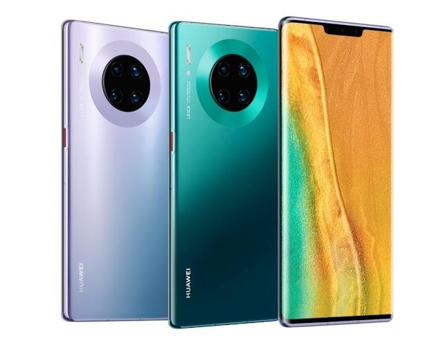 Huawei anuncia la llegada a Colombia del Mate 30 Pro