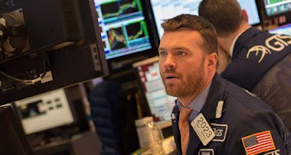 Stock Market Falls 1.2%, Ending Longest Streak Of Calm Since 1995