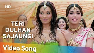 Sajan Sajan Teri Dulhan Sajaungi Lyrics - ALKA YAGNIK