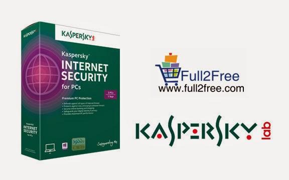 PC Software : Kaspersky Internet Sequrity 2015 + Crack