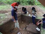 Situs Doro Mpana Bukti Sejarah Dompu Masa Lampau, Ini Catatan Ni Putu Eka Juliawati dari Balar Bali