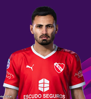 PES 2020 Faces Sánchez Miño by Lucas