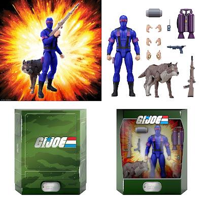 G.I. Joe Ultimates! Action Figures Wave 1 by Super7