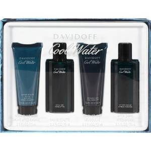 Davidoff Cool Water Men's Fragrance Gift Set