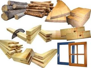 Что делают из древесины
