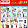 Katalog Promo JSM Alfamart Terbaru 24 - 26 Januari 2020