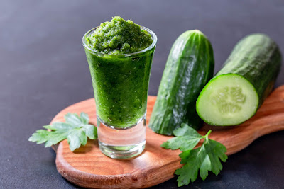How to lose 6.6 pounds in just 3 days, with the cucumber diet