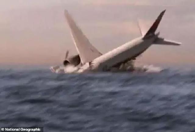 Misteri hilang nya Pesawat Malaysia Airlines Penerbangan MH370   Teori Sains