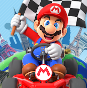 Mario Kart Tour Mod Apk Download Getmodapk   Official By Nintendo+ No Ads+ Unlimited money with Updated version