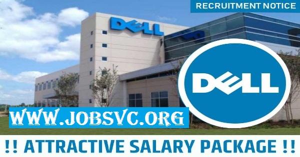 Dell Recruitment 2019 – Various Developer Posts | Apply Online
