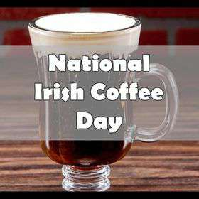 National Irish Coffee Day Wishes Photos