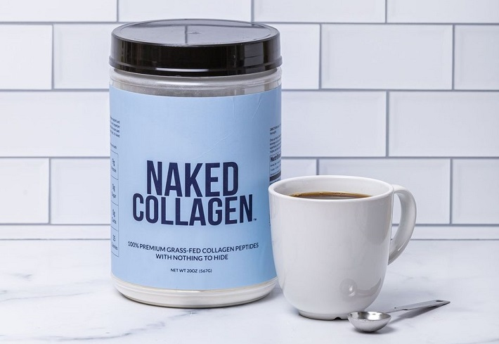 Naked Nutrition Naked Collagen Peptides Protein Powder