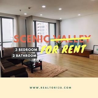 cho thuê căn hộ chung cư scenic valley 3 phòng ngủ khu đô thị phú mỹ hưng