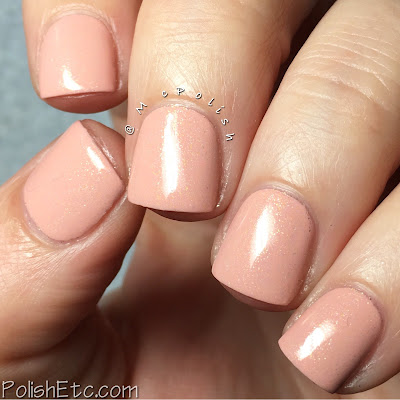 Takko Lacquer - Rose Quartz - McPolish