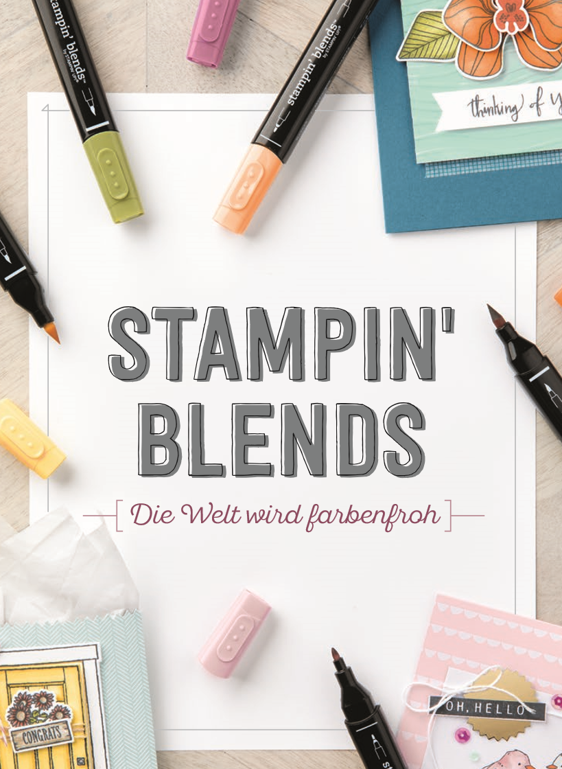 Stampin`Blends