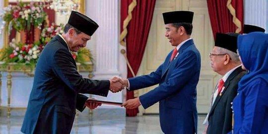 Jokowi Hanya Percaya Luhut, Andi Nurpati: Kinerja Kementerian jadi Tidak Jelas