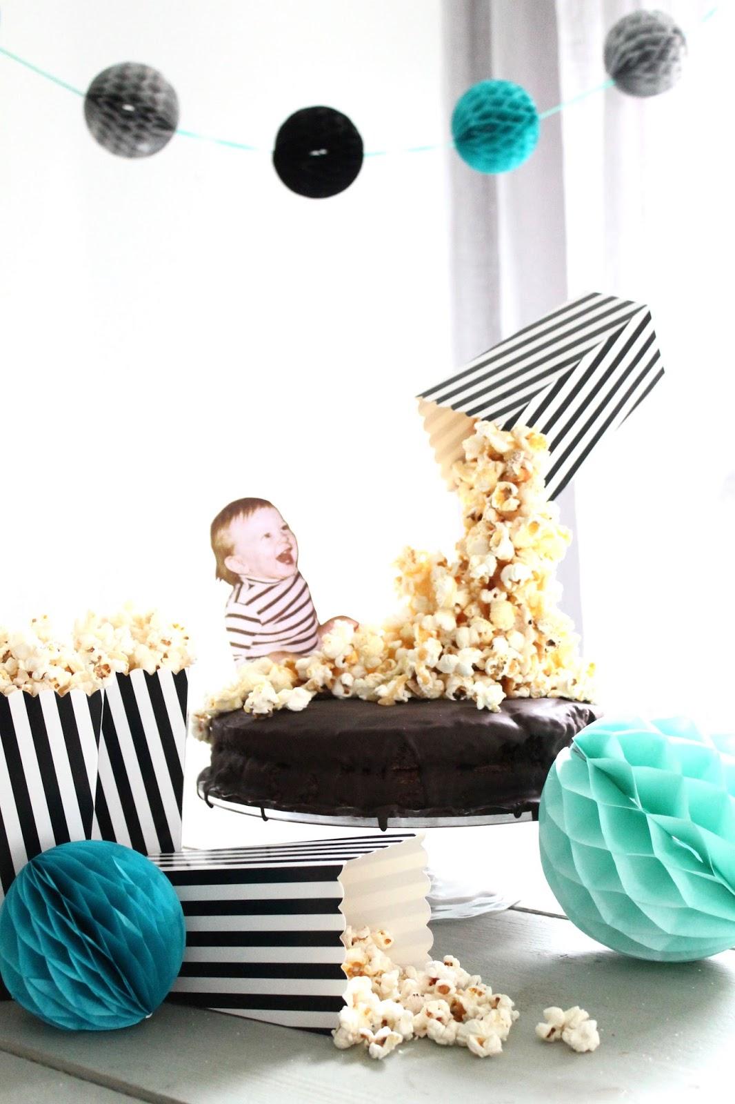 ….der zweite Gravity Cake meines Lebens hat einen guten Grund!