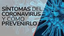 Sintomatologia en el Proceso evilutivo del COVID-19