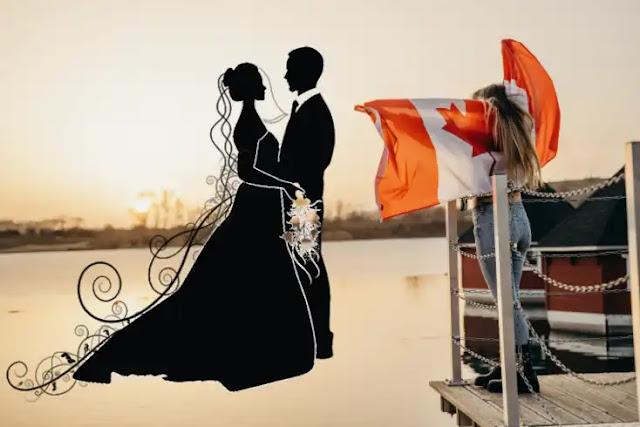 الخطوات المتخذة لنشر الوعي ضد الاحتيال على الزواج في كندا