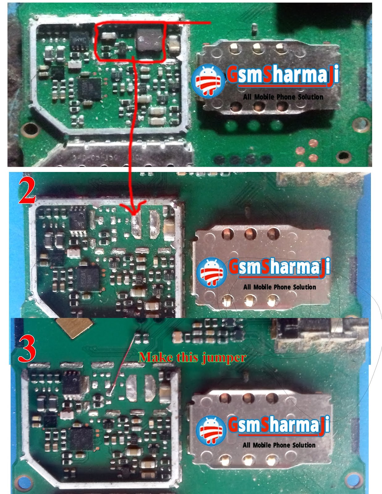 Nokia 1202 Display Light Repair Light Problem Solution