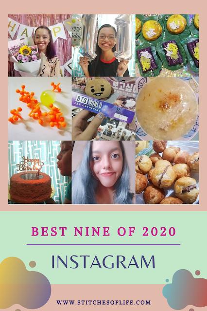 Best Nine of 2020