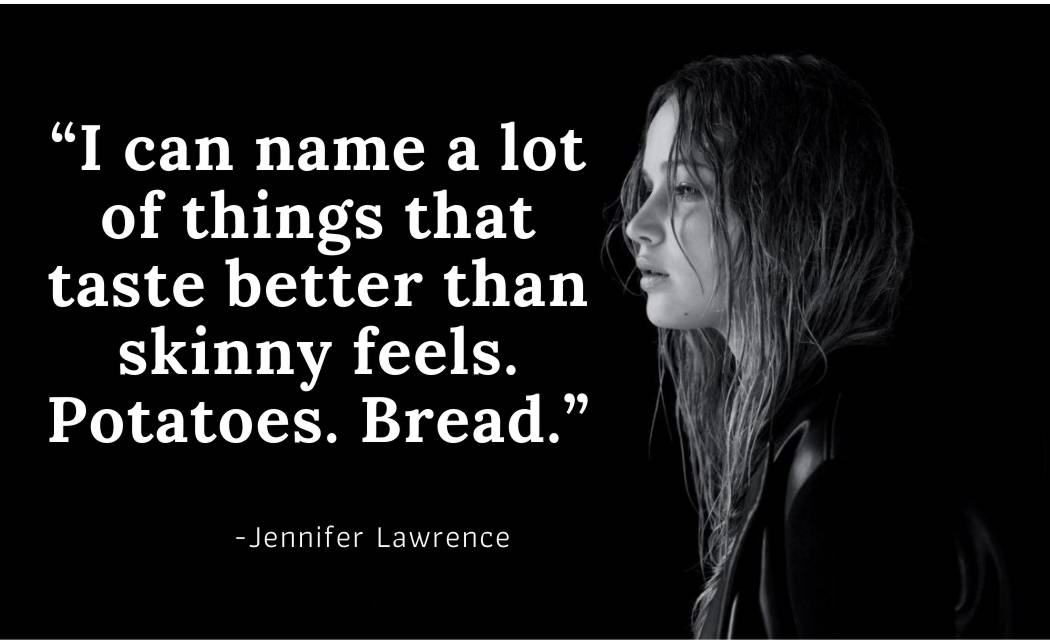 BEST 15+ QUOTES BY ACTRESS JENNIFER LAWRENCE WITH QUOTES IMAGES