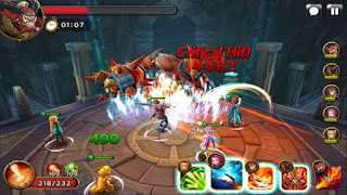 Guardian Soul Mod Apk v. 1.1.7 Data Obb Latest