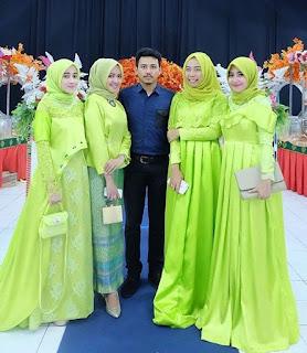 Gamis Kebaya Muslim